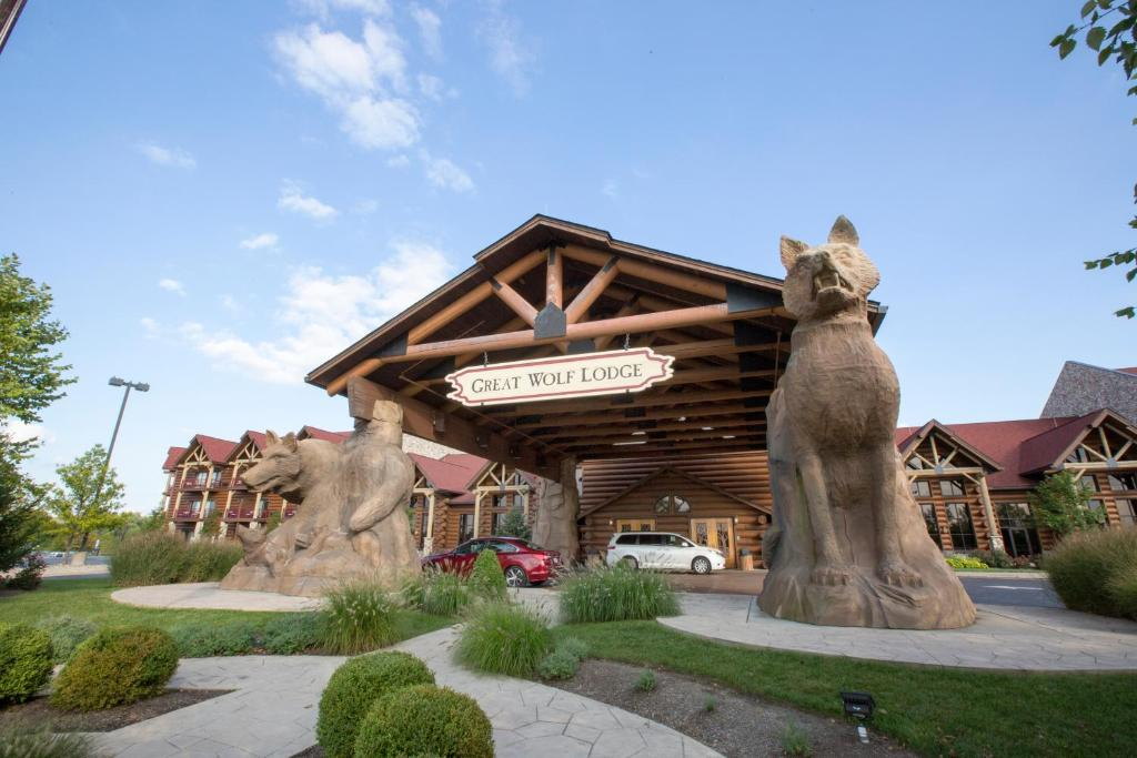 Great Wolf Lodge Mason Oh Booking Com