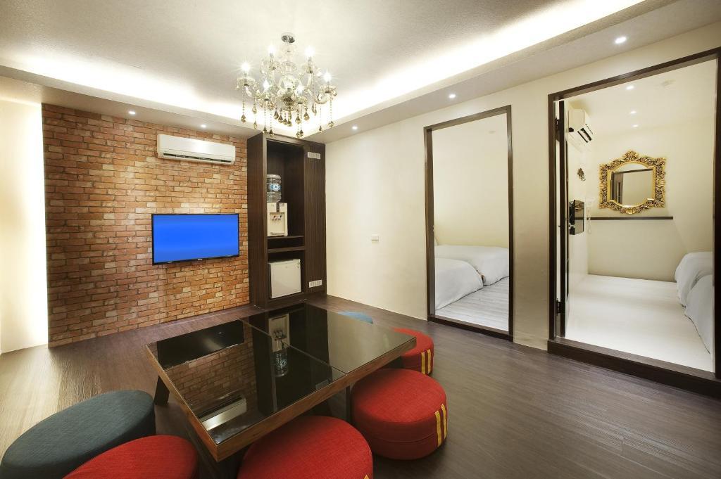 宜蘭福岡3號設計旅館