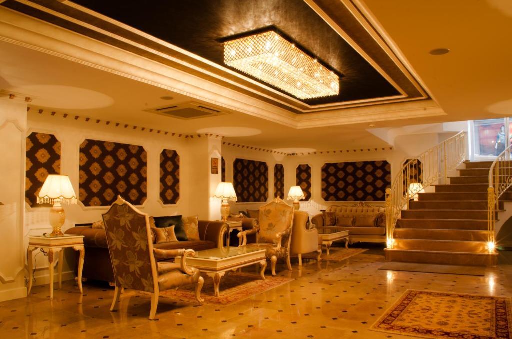 dekor hotel istanbul turkey