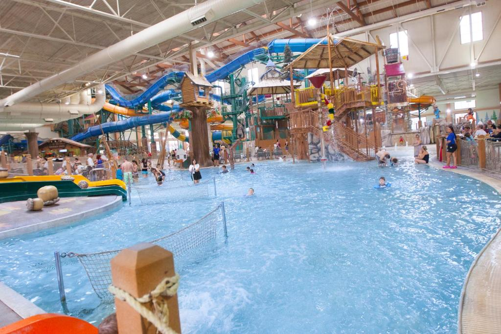 Great Wolf Lodge Grapevine Tx Booking Com