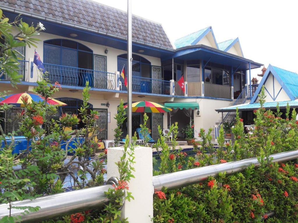 Boutique Guesthouse Villa Colonia  Thailand Pattaya North