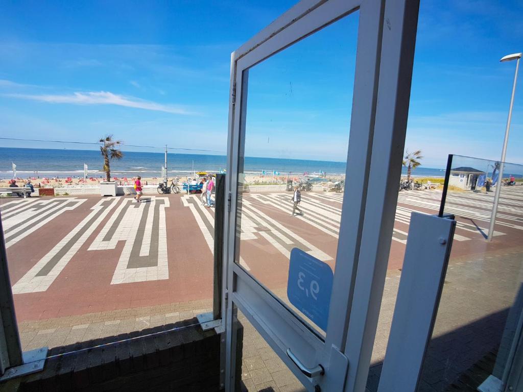 Balkon ili terasa u objektu Beach Apartments
