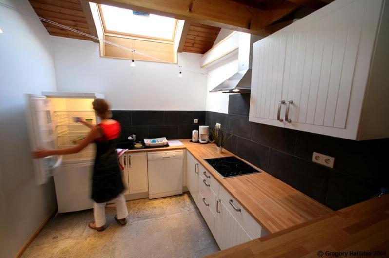 A kitchen or kitchenette at Altiplano des Collines