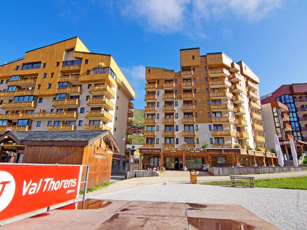 Apartment Apt Zenith Val Thorens, France - Booking.com