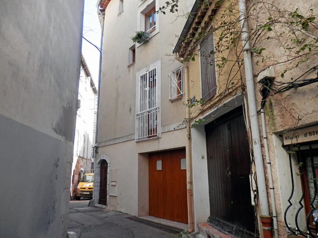 Maison de vacances / gîte apt rue la pompe antibes (france antibes ...
