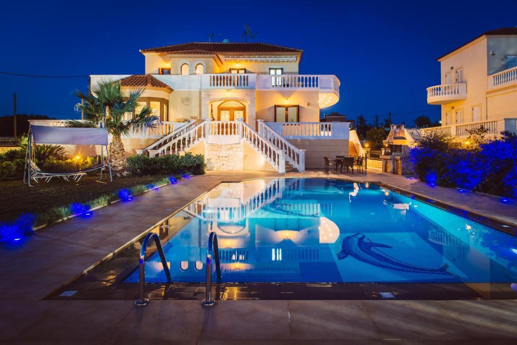 villa carmelina kalathas greece booking com