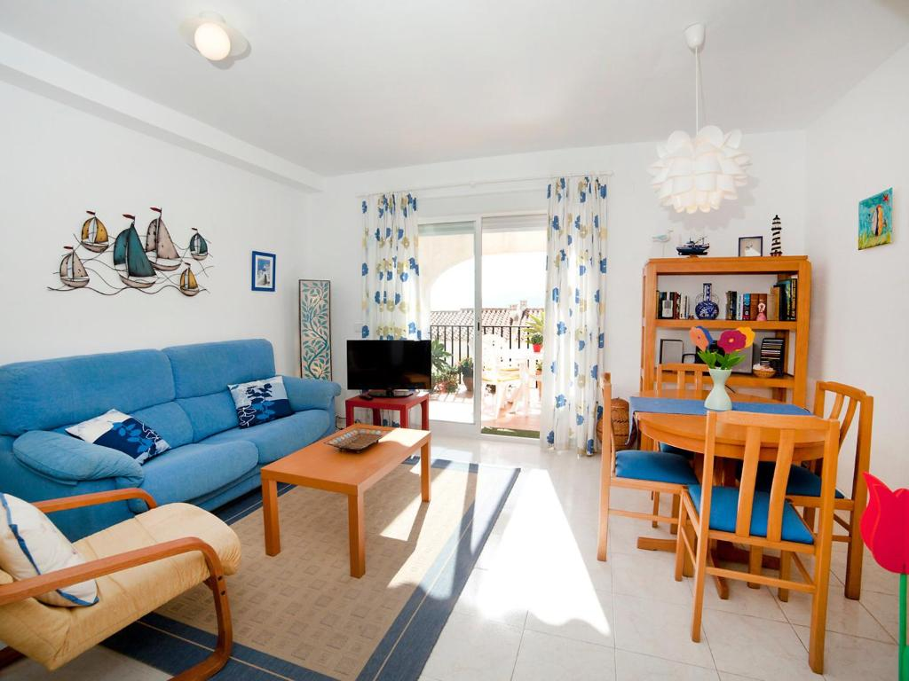 Holiday Home Imperial Park 03 Calpe Spain Rooms