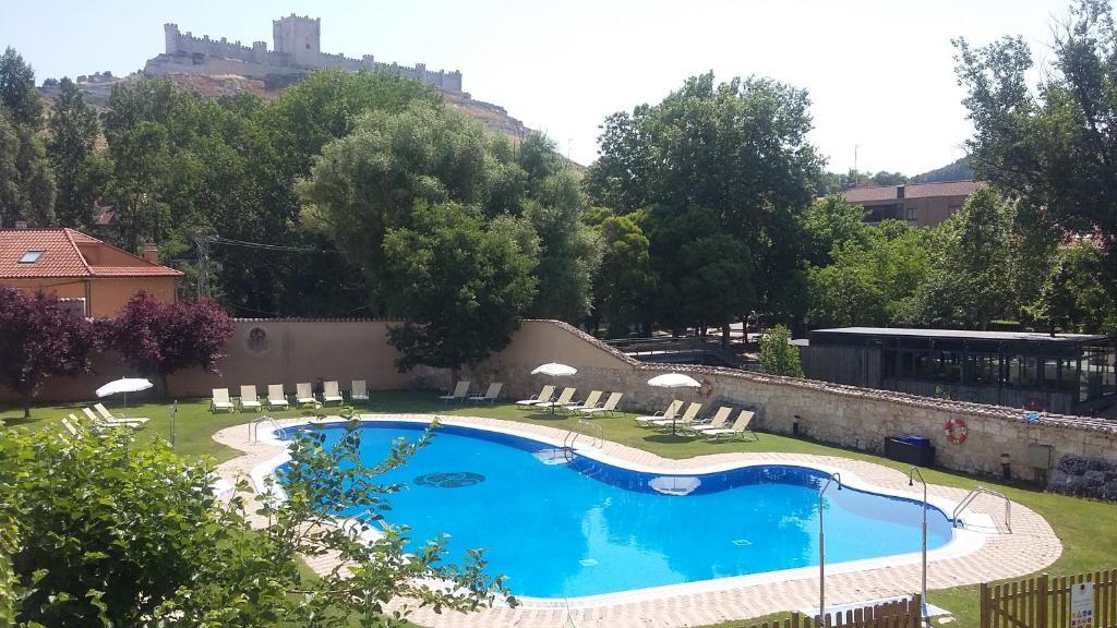 The swimming pool at or near Hotel Spa Convento Las Claras