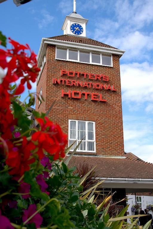 Potters International Hotel Aldershot Updated 2019 Prices
