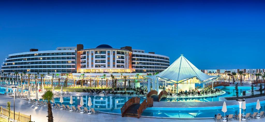 ultra luxe hotel turkije