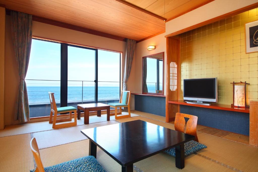 ポイント2.景色が選べる寛ぎの客室
