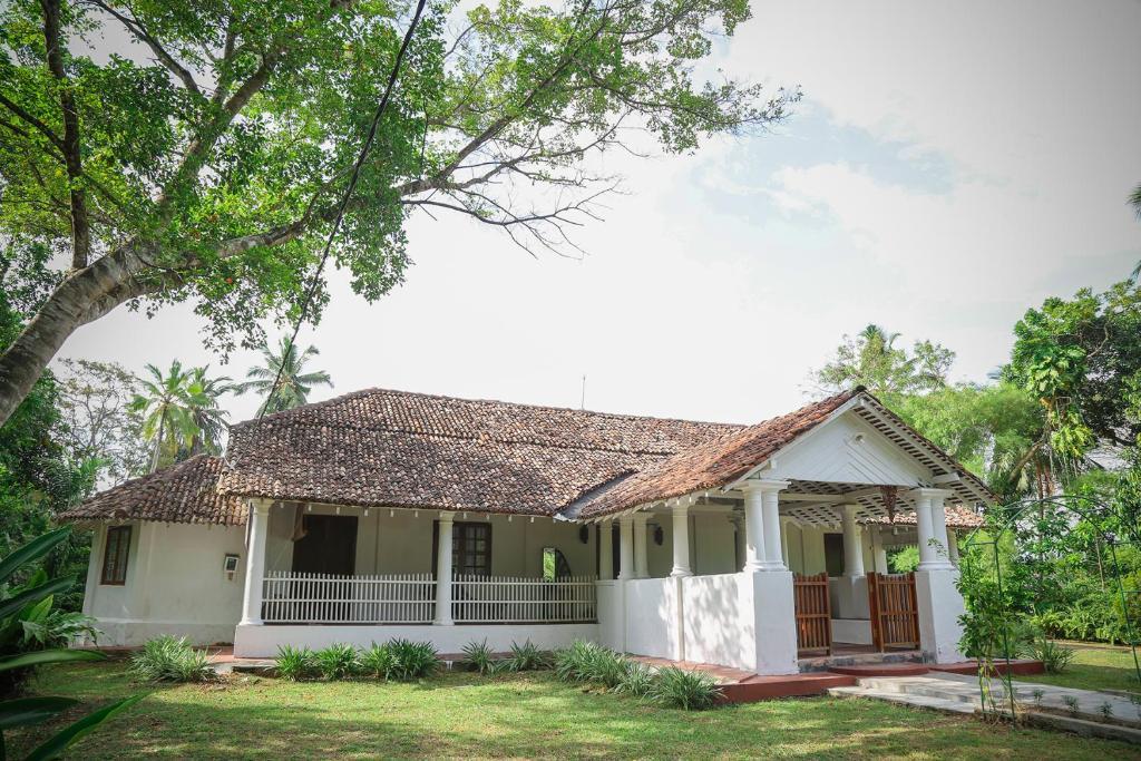 Inland Dutch Colonial Villa  Galle  Sri Lanka