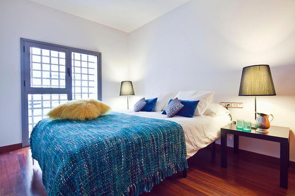 Apartment Barcelona Rentals - Gracia Pool Apartments foto