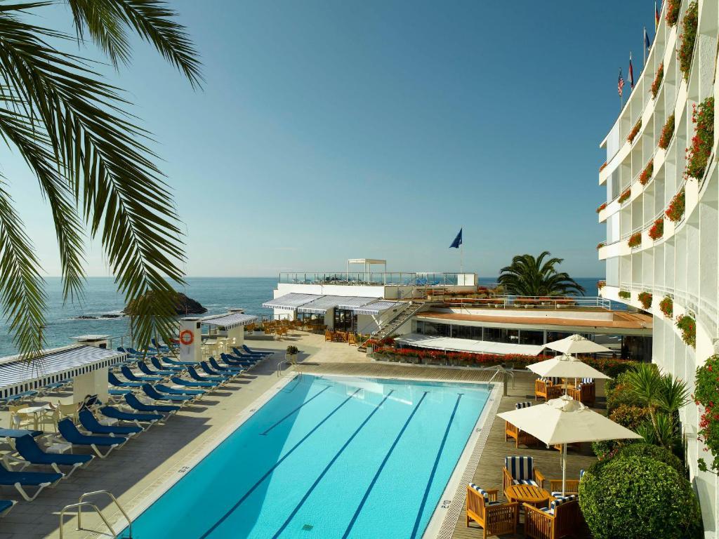 Piscina en o cerca de Gran Hotel Reymar & Spa Superior