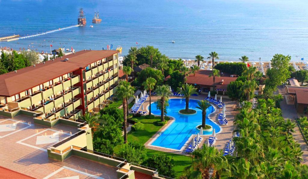 Hotel Grand Side Turkey Booking Com