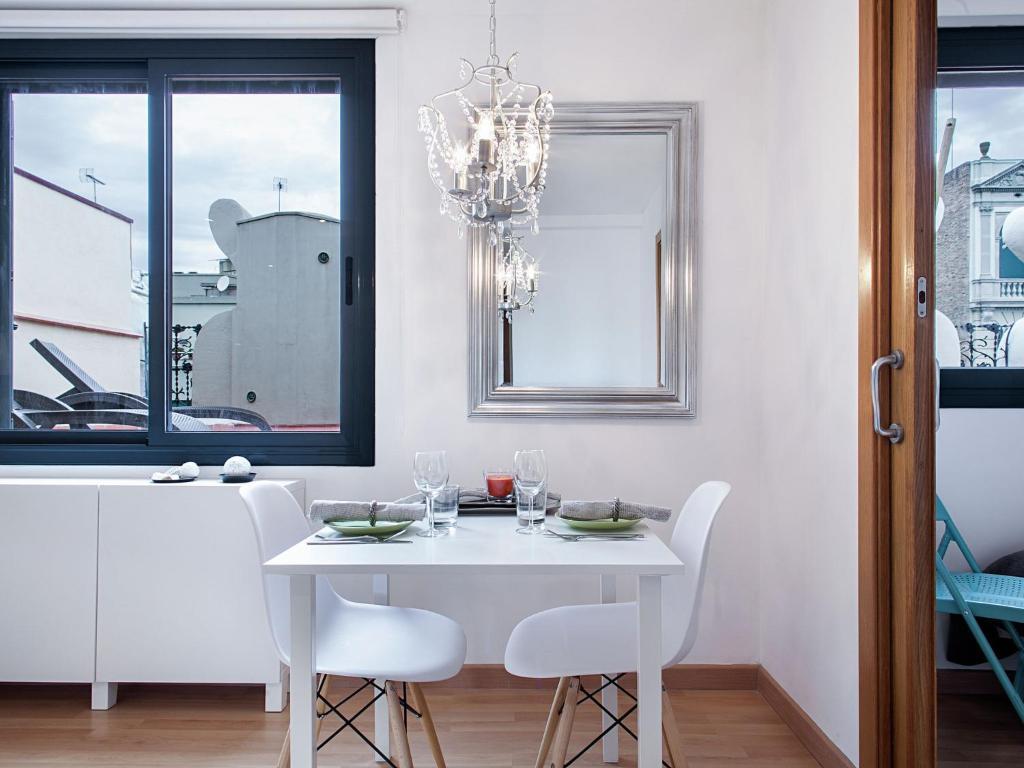Apartment Rambla Paris Attic imagen