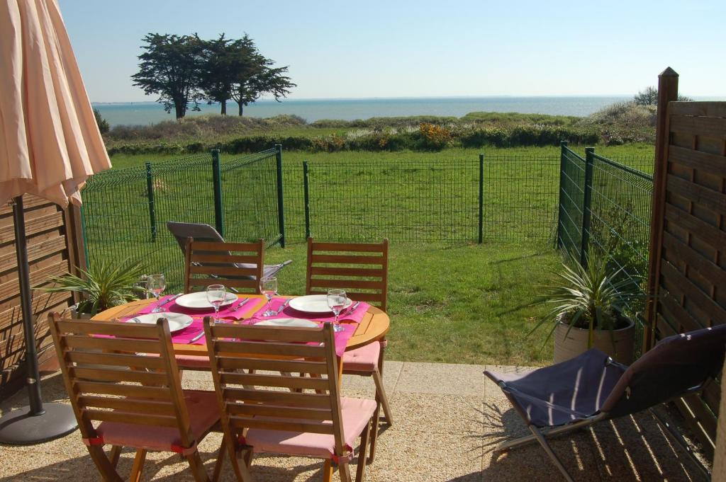 Apartments In Portivy Brittany