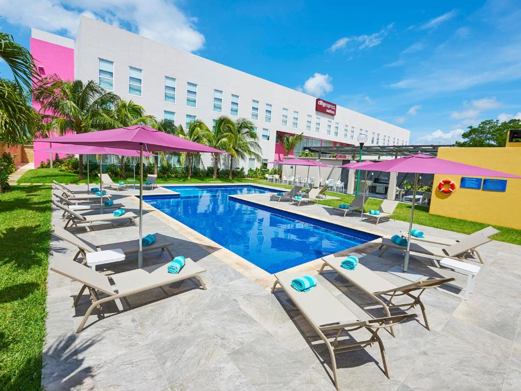 City Express Suites Playa Del Carmen Reserve Now Gallery Image Of This Property