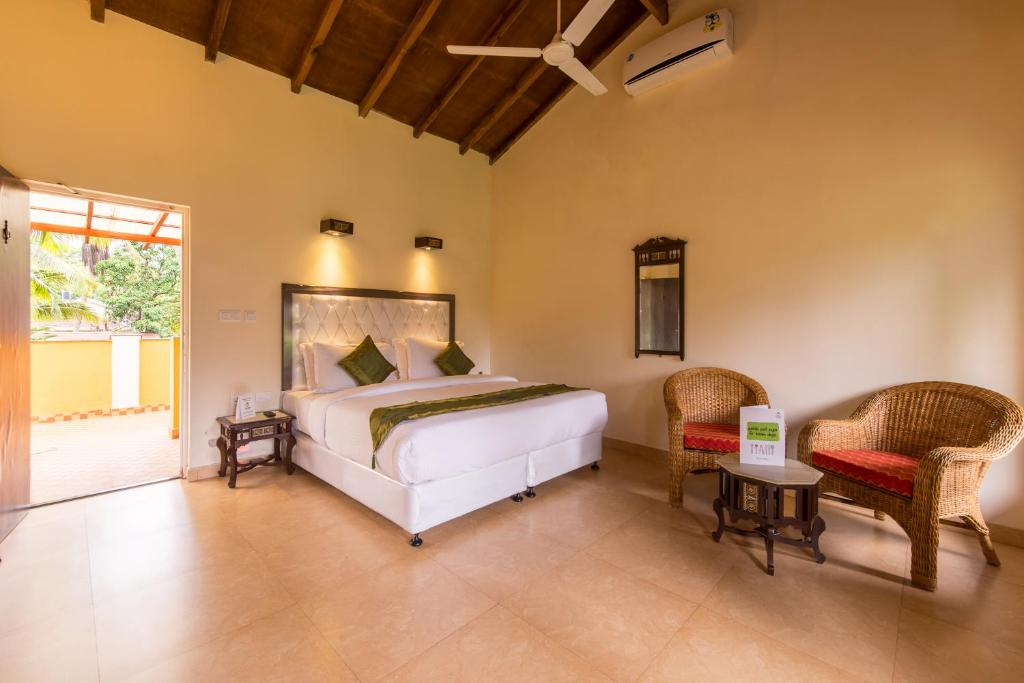 Treebo Vila De Goa Siolim India Booking Com