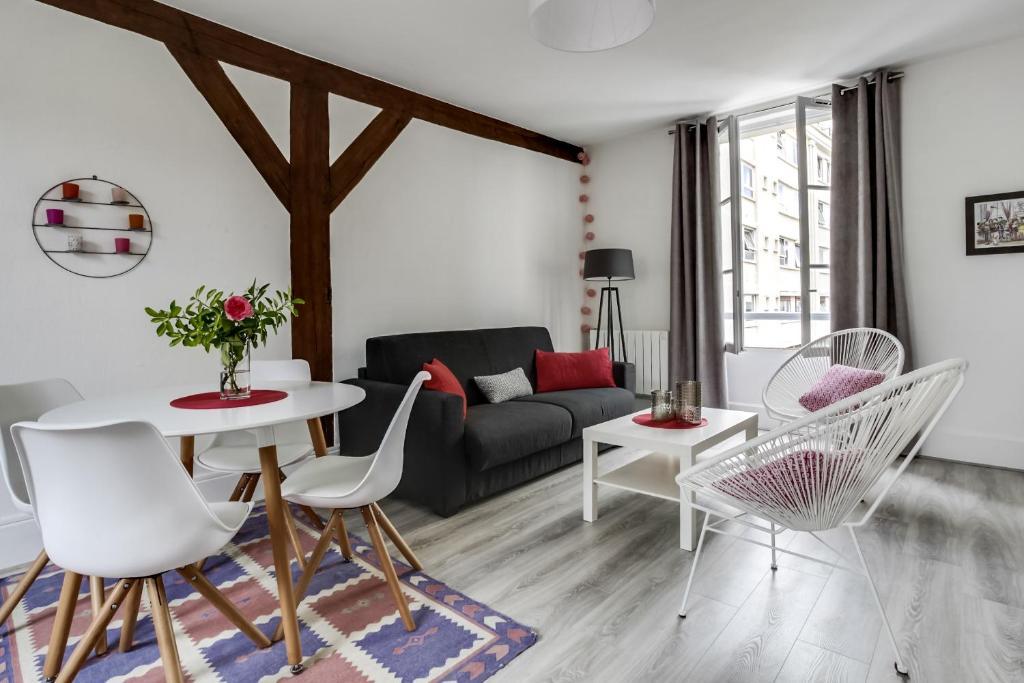 Apartments In Villiers-en-bière Ile De France