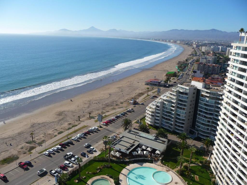 Apartment condominio jardin del mar coquimbo chile for Apart hotel jardin del mar la serena
