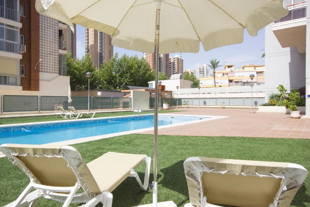 gran imagen de Apartamentos Coblanca 41 - Beninter