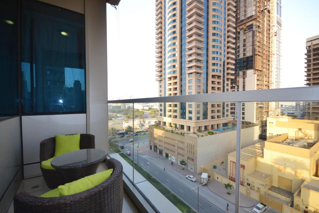 Apartment Vacation Bay - Ocean Heights, Dubai, UAE - Booking.com