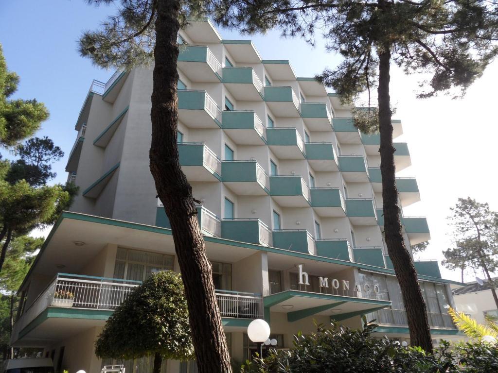 Hotel Monaco Milano Marittima Italy Booking Com