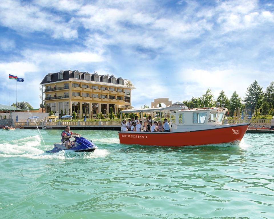 River Side Hotel Mingachevir Azerbaijan Bookingcom