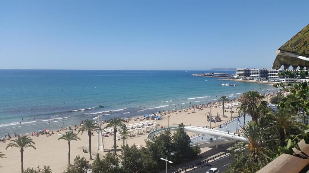 Apartamento Deluxe Playa Alicante imagen