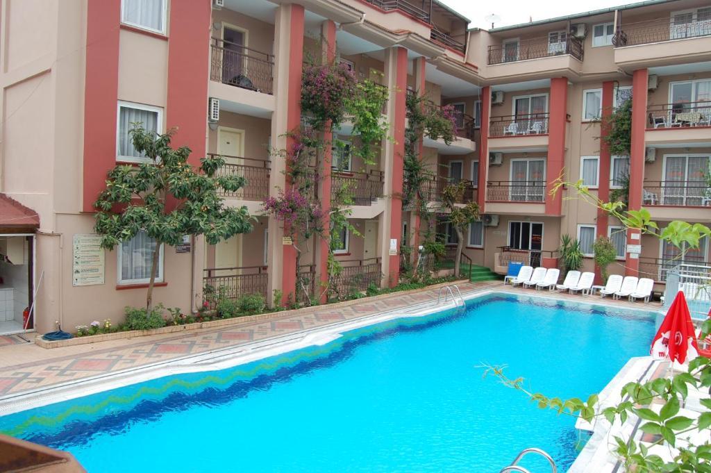 Aparthotel club sema apart marmaris turkey for Corse appart hotel