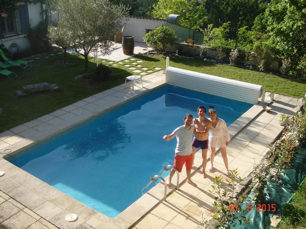 Villa avec piscine forcalquier forcalquier tarifs 2018 for Piscine tarif