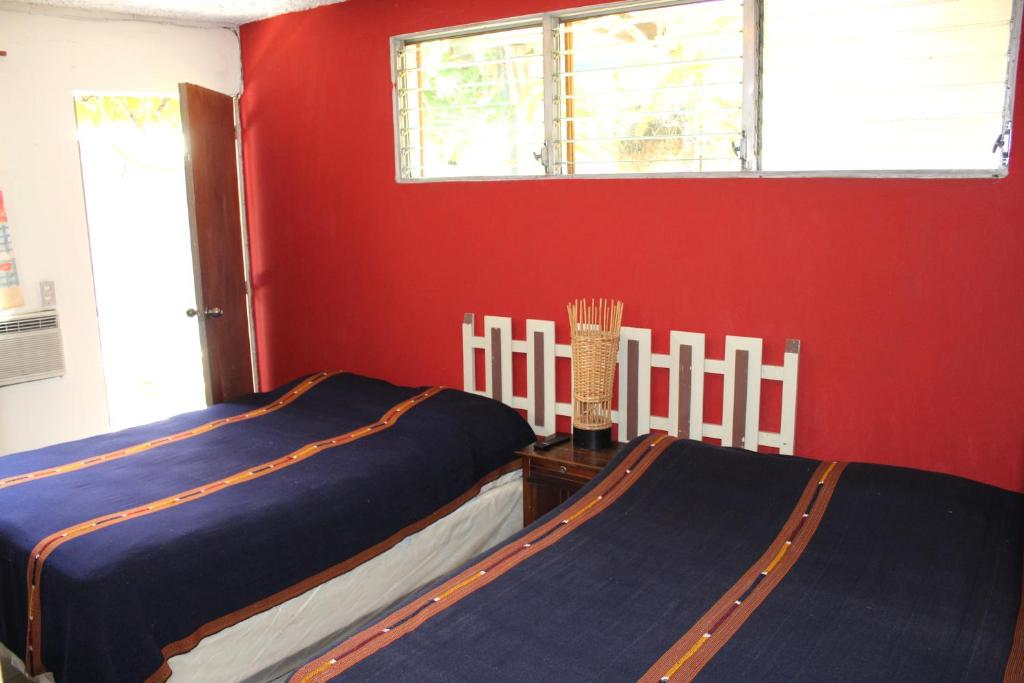 A room at Ximenas Guest House