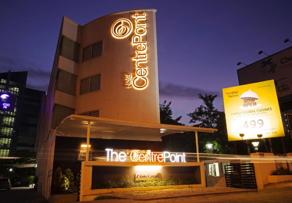 Hotel The Centre Point Chennai India Booking Com