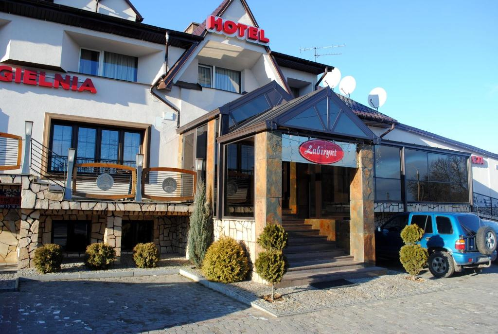 Lomza Poland Map.Hotel Labirynt Lomza Poland Booking Com