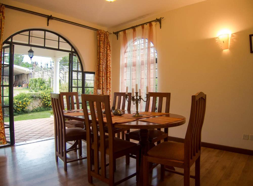 Ridgeways Villa Nairobi Kenya