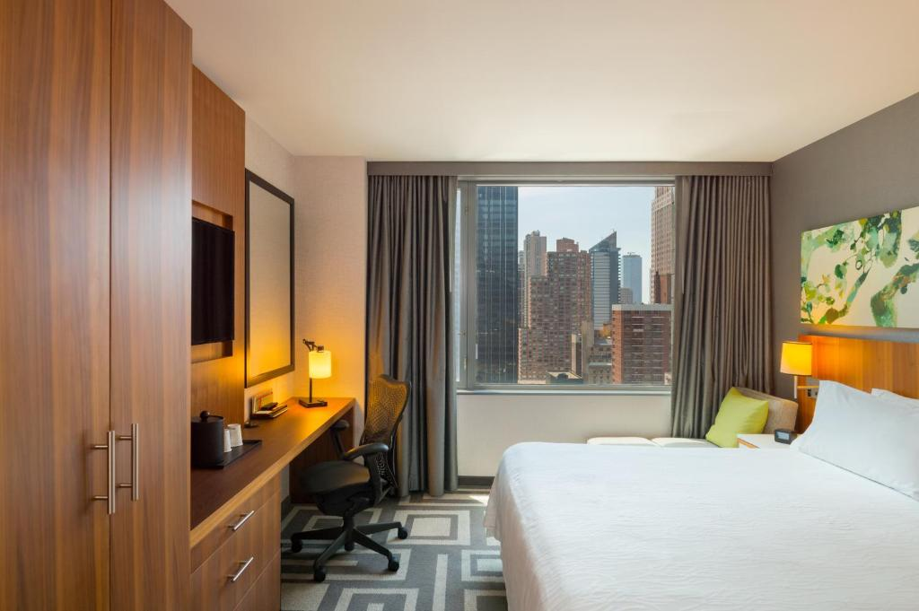 Hilton Garden Inn Central Park New York City NY Bookingcom