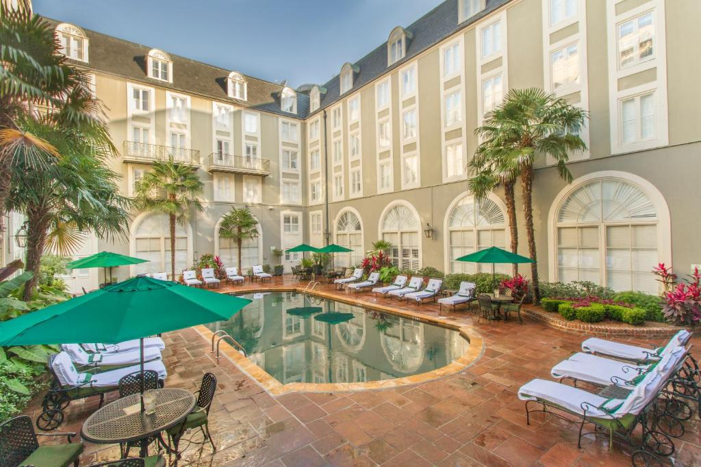 New Orleans Hotel >> Bourbon Orleans Hotel Abd New Orleans Booking Com