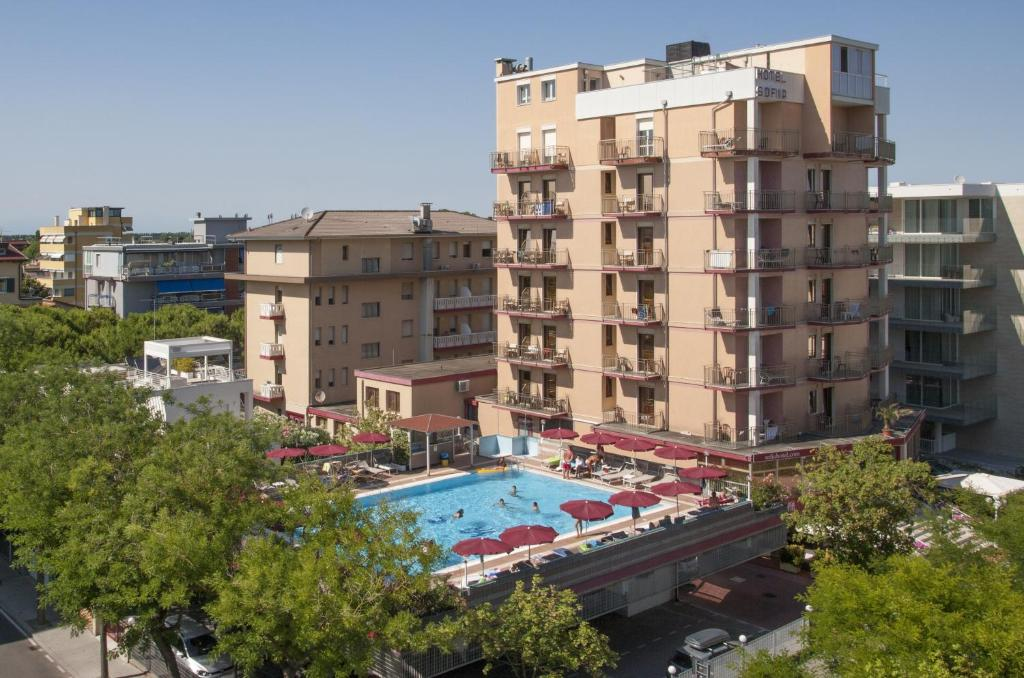 Hotel sofia italie jesolo for Reservation hotel italie