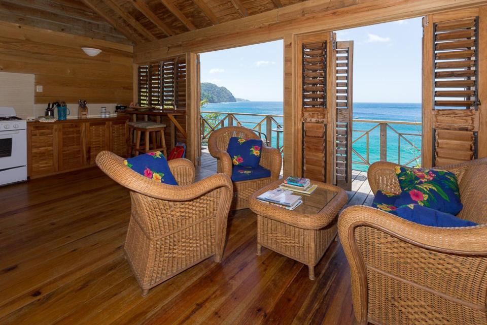 Apartments In Castara Tobago