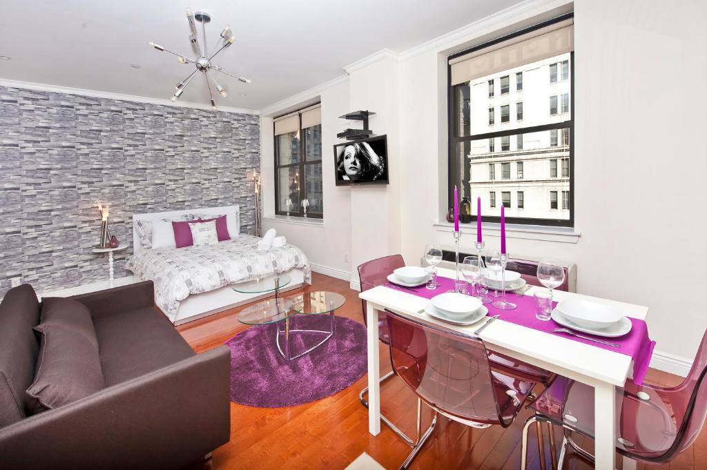 Studio Apartment Garment District, New York, USA - Booking.com