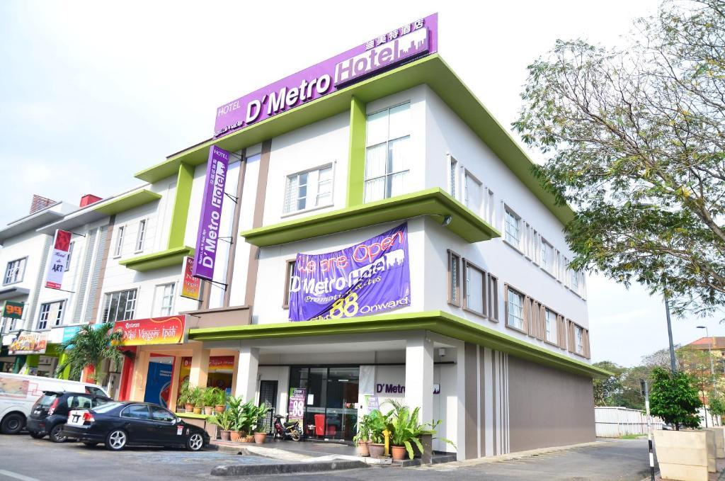 DMetro Hotel Shah Alam Malaysia