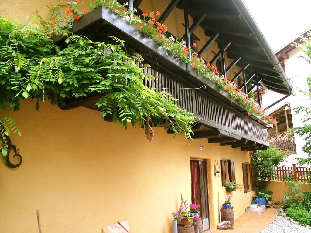Veranda oz. zunanji predel v nastanitvi Holiday Home Katric