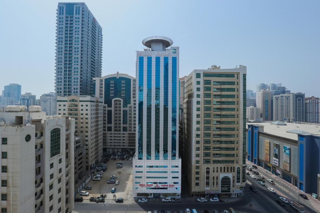Royal Grand Suite Hotel Sharjah Updated 2018 Prices
