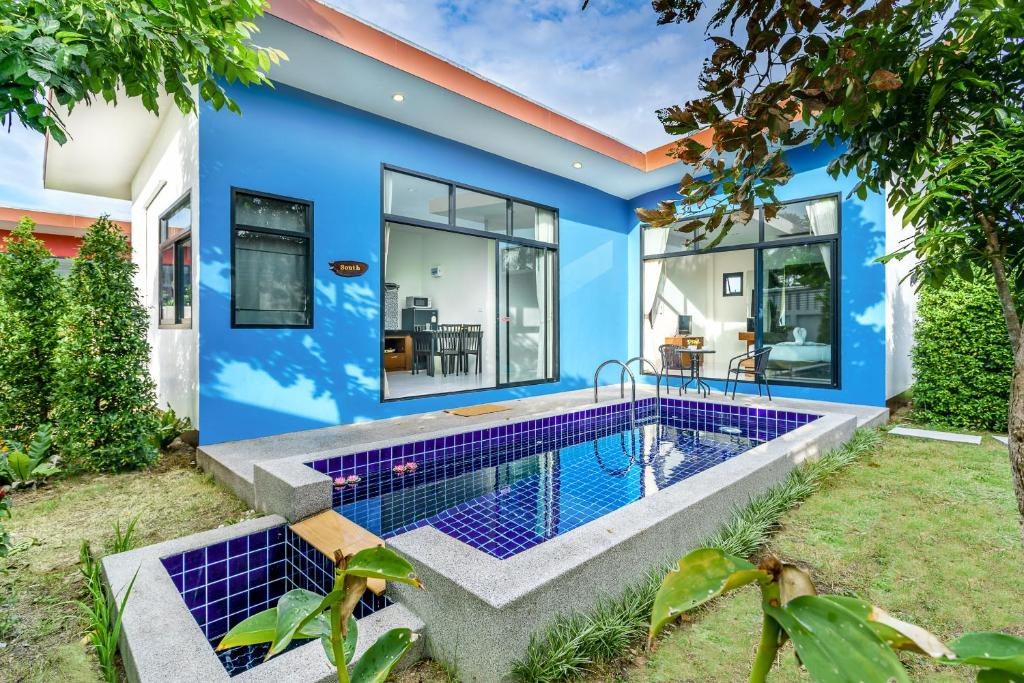 Boutique pool villa mae nam updated 2018 prices for Garden pool villa outrigger koh samui