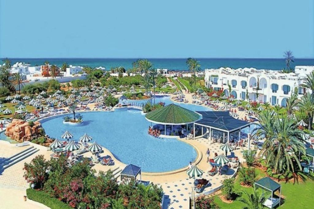 hotel djerba holiday beach midoun tunisia
