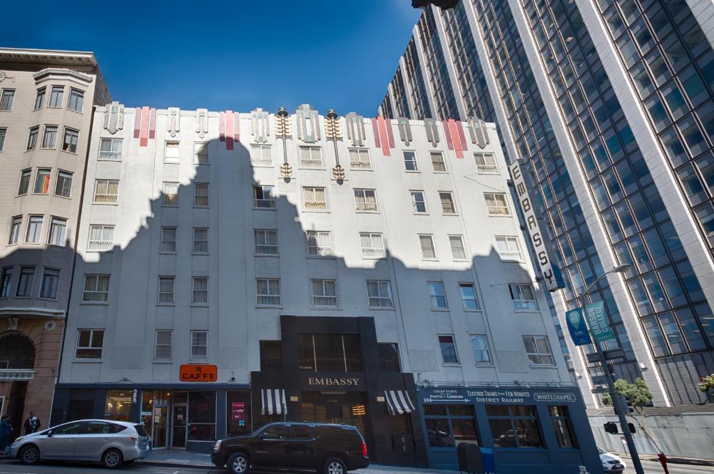 Is Embassy Hotel San Francisco A Hotel Or Hostel