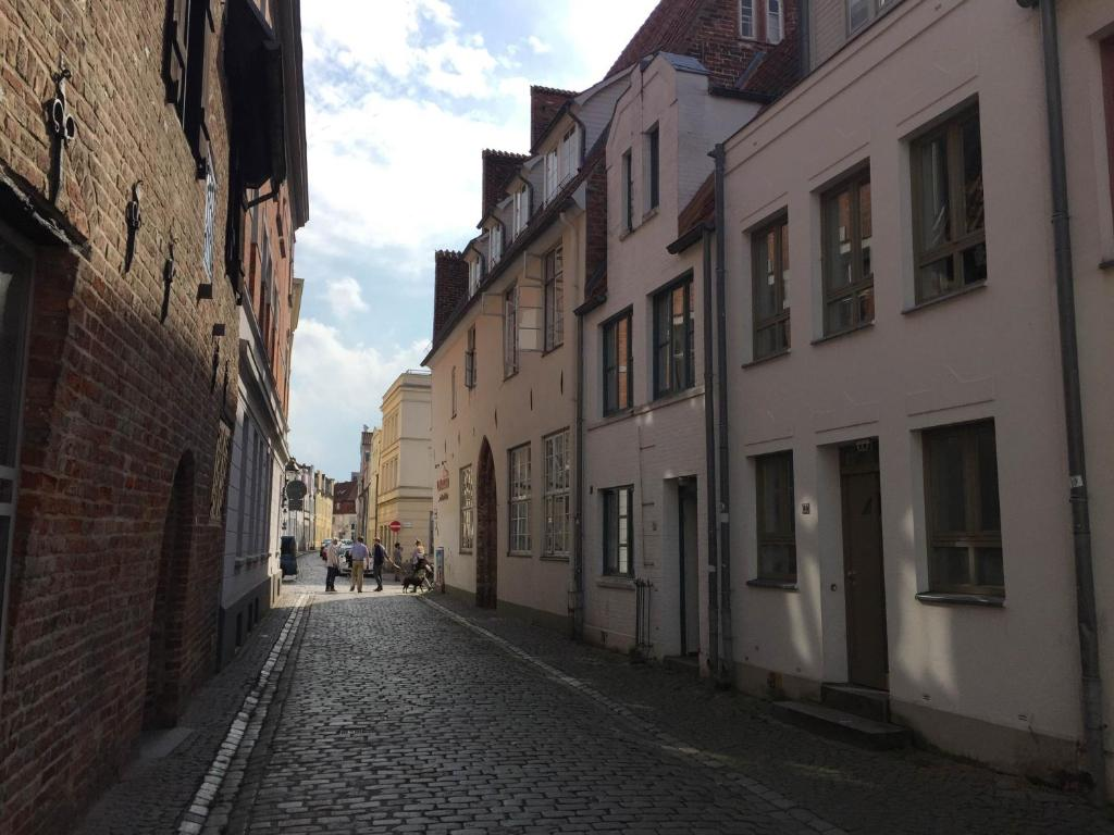 Hôtel proche : Lübecker Altstadtperle