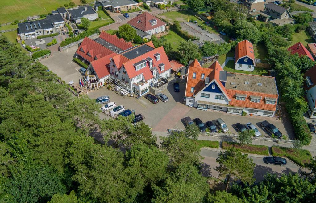 Hotel Het Uilenbos De Koog Texel