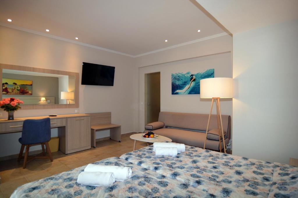 Стая в Belvedere Hotel